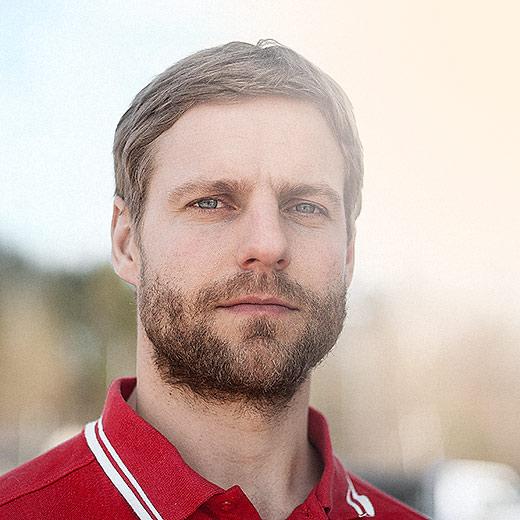 Martin Gustafsson – Ansvarig Privatmarknad