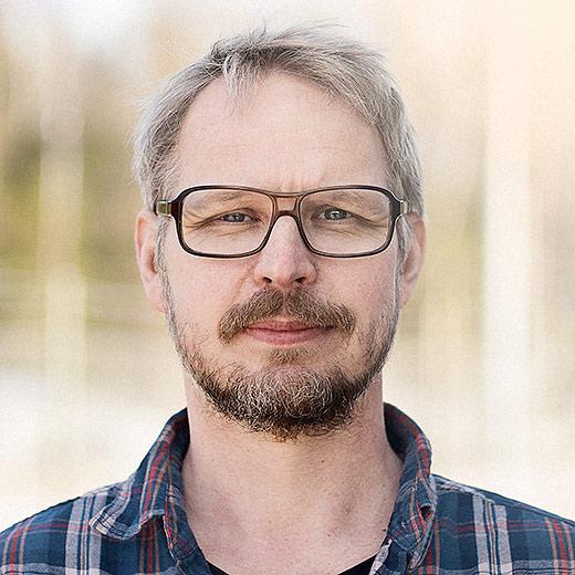 Mikael Engström - Ansvarig för marknad & kommunikation