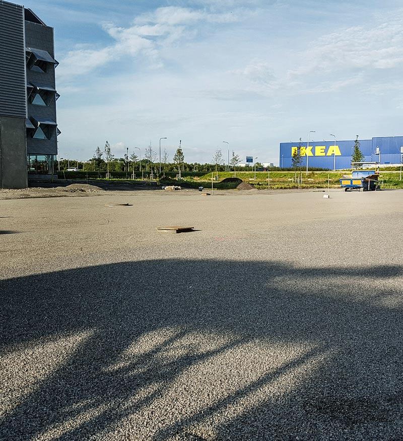 IKEA bygger ny global mötesplats