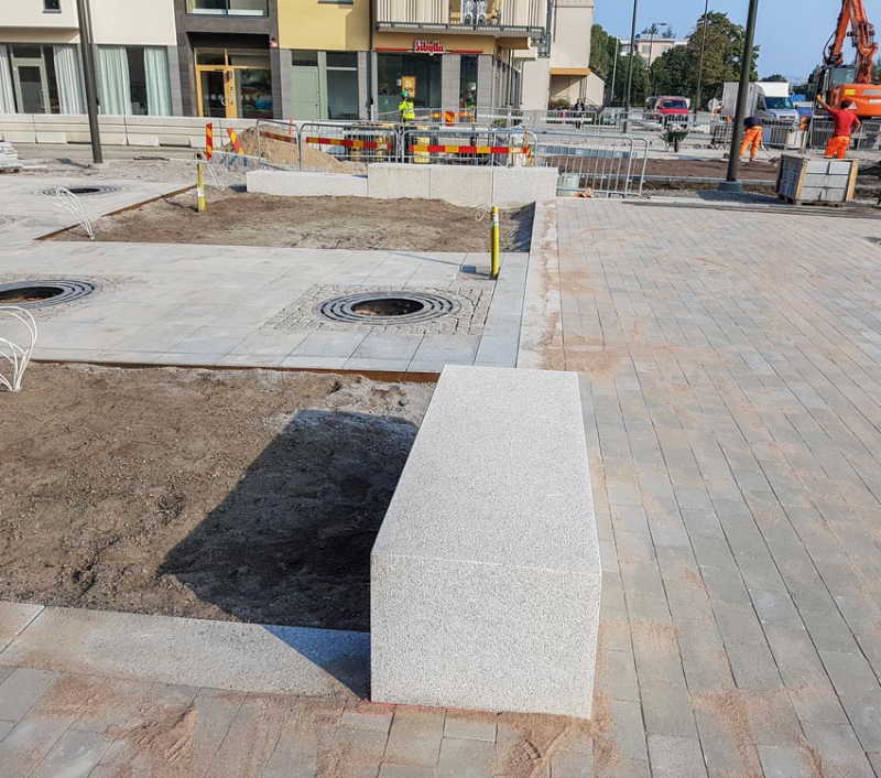Kumla Resecentrum – många olika delar i projektet