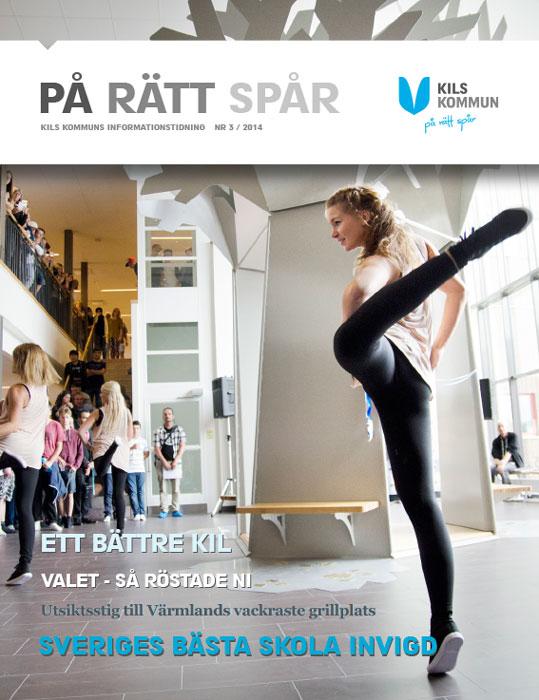 På Rätt Spår - Nr 3 2014