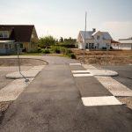 NRC Group fått uppdrag av Karlstad kommun att bygga farthinder av Terrakomp