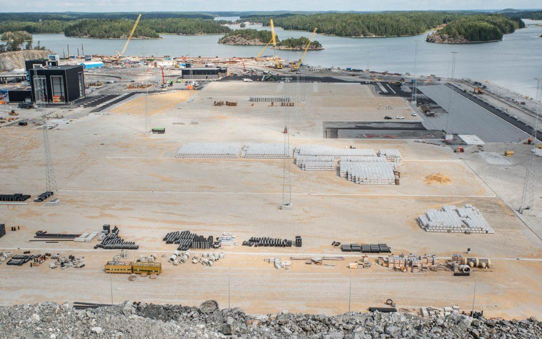 Norvik hamn årets bygge 2021